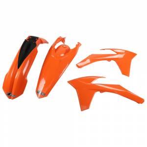 UFO KTM Plastic Kit OEM Factory