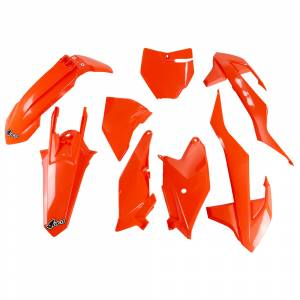 UFO Plastic Kit KTM 85 SX (18-On) Fluo Orange