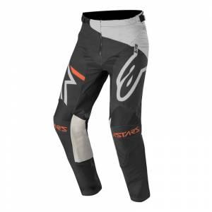 Alpinestars Kids Racer Compass Light Grey Black Motocross Pants
