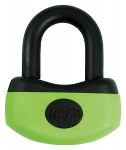 Mammoth Thatcham Mini U-Disc Lock With 13mm Pin