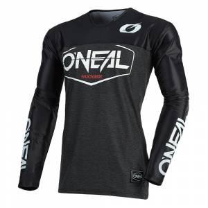 ONeal Mayhem Hexx Black Motocross Jersey