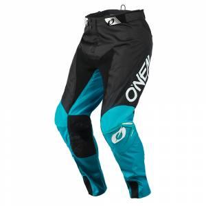 ONeal Mayhem Hexx Black Teal Motocross Pants