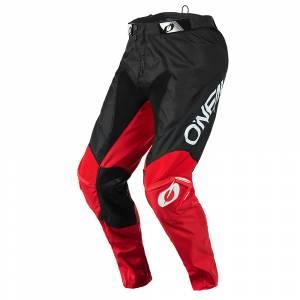 ONeal Mayhem Hexx Black Red Motocross Pants