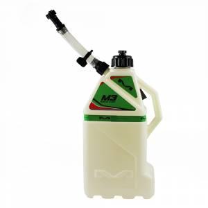 Matrix M3 Green Utility Fuel Can