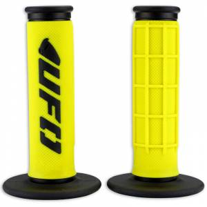 UFO Challenger Dual Density Grips - Yellow (MA01823-D)
