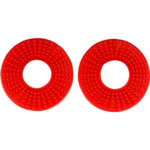 UFO Anti blister Rubber Donuts Red (Col.070)