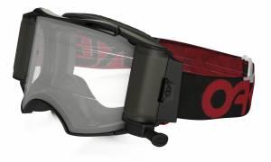 Oakley Airbrake MX Roll Off Goggles - B1-B Red Black Cod OO7046-18