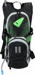 UFO Camelbak Hydration 2 Litre Backpack - Black Green Grey