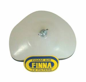 Finna Airbox Cover Husqvarna CR WR 125 360 2 Stroke (92-ON) TE TC 250F 450F (02-ON)