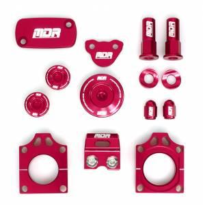 MDR Bling Kit Honda CRF 250 (04-08) CRF 250X (04-16) - Red