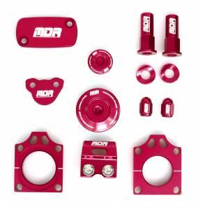 Honda Factory Bling Kit CRF 250R (10-ON) Red