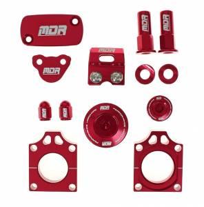 Honda Factory Bling Kit - Honda CRF 450R (02-08) CRF 450X (05-ON) Red