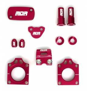 Honda Factory Bling Kit CR 125/250 (02-04) - Red