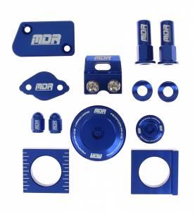 Factory Bling Kit Yamaha YZF 250/450 (14-ON) - Blue