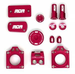 Suzuki Factory Bling Kit RMZ 250/450 RMX 450 - Red