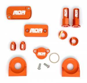KTM FACTORY Bling Kit for KTM 65 SX (12-13) Orange