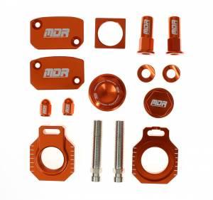 MDR Bling Kit KTM EXC 500 (13) EXC 250 (06-07) SX 250 (06-12) EXC 300 (06-07) EXC 350 (12-13) - Orange