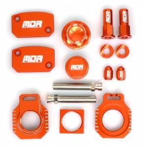 MDR Bling Kit KTM SX 250 (13-15) EXC 250/300 (08-16) SX 300 (08-14) SXF 350/450 (11-13) - Orange