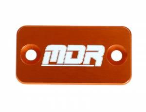 MDR Clutch Reservoir Cover SX 65 SX 85 SX 125/200 SX 144 EXC 125/200 Orange
