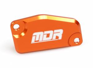 MDR Clutch Reservoir Cover KTM SX 65 (14-16) SX 85 (13-16) Husqvarna TC 85 (14-16) Orange