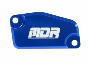 MDR Clutch Reservoir Cover KTM SX 65 SX 85 Husqvarna TC 85 Blue