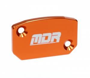MDR Front Brake / Clutch Reservoir Cover KTM SX SXF EXC EXCF up to (2013) Husqvarna up to (2013) - Orange