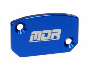 MDR Front Brake / Clutch Reservoir Cover KTM SX SXF EXC EXCF up to (2013) Husqvarna up to (2013) - Blue