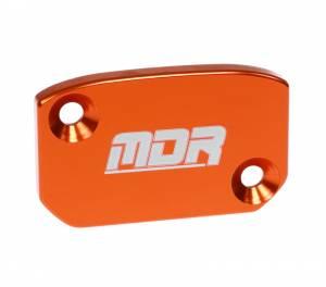 MDR Front Brake Reservoir Cover KTM SX SXF EXC EXCF, Husqvarna (14-ON) - Orange