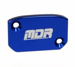 MDR Front Brake Reservoir Cover KTM SX SXF EXC EXCF, Husqvarna (14-ON) - Blue