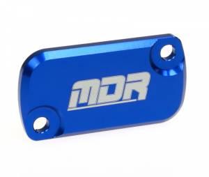 MDR Front Brake Reservoir Cover KTM SX 65 (12-13) - Blue