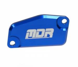 MDR Front Brake Reservoir Cover KTM SX 65 (14-ON), SX 85 (13-ON), Husqvarna TC85 (14-ON) - Blue
