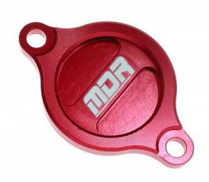 MDR Oil Filter Cover RMZ 250 07-ON, RMZ 450 05-ON