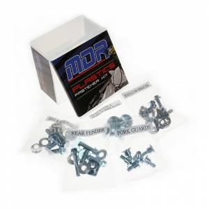 MDR Full plastic fastener kit Yamaha YZ 125 250