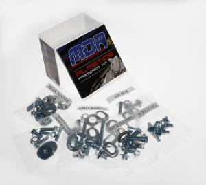 MDR Full plastic fastener kit Yamaha YZF 250 450 (14-ON)