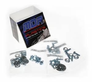 MDR Full plastic fastener kit Suzuki RMZ 250 (10-ON) RMZ 450 (08-ON)