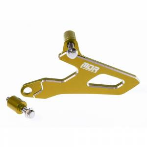 MDR Front Sprocket Cover YZ 250 (99-ON) YZF 250 (01-13) WRF 250 (01-09) RMZ 250 (07-ON), RMZ 450 (05-ON) - Gold