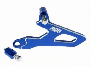 MDR Front Sprocket Cover YZ 250 (99-ON), YZF 250 (01-13), WRF 250 (01-09), RMZ 250 (07-ON), RMZ 450 (05-ON) - Blue