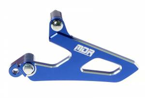 MDR Front sprocket cover Yamaha YZF 450 (03-13) WRF 450 (03-13) - Blue