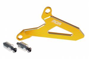 MDR Front sprocket cover RM 125 (03-08), RM 250 (99-08) - Gold