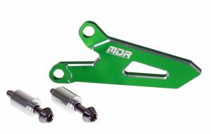MDR Front Sprocket Cover KX 125 (03-08) KX 250 (05-08) KXF 450 (06-ON) - Green