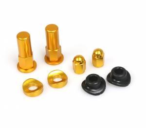 MDR Universal Wheel Kit - Black/Yellow