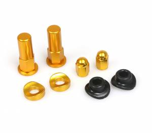 MDR Universal Wheel Kit - Gold