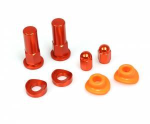 MDR Universal Wheel Kit - Black/Orange