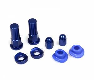MDR Universal Wheel Kit - Black/Blue