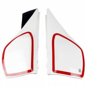 Yamaha TT600 Side Panels - ME08064W