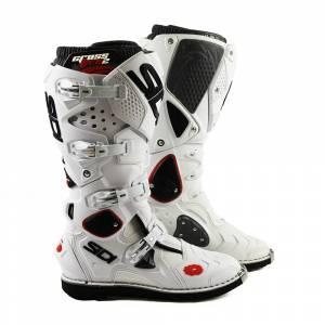 Sidi Crossfire 2 Motocross Boots - White White