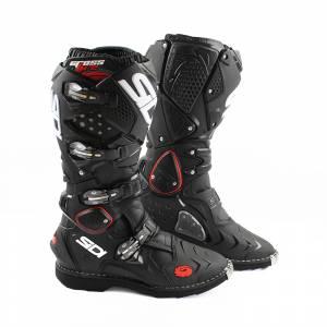 Sidi Crossfire 2 Black Motocross Boots