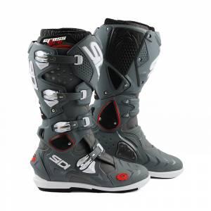 Sidi Crossfire 2 SRS Grey Grey Motocross Boots