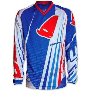 UFO Adult Made In Italy Century Jersey - Blue