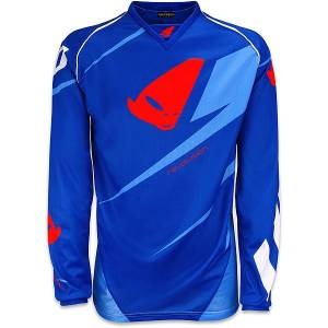 2016 UFO Adult REVOLUTION Made In Italy Jersey - Blue